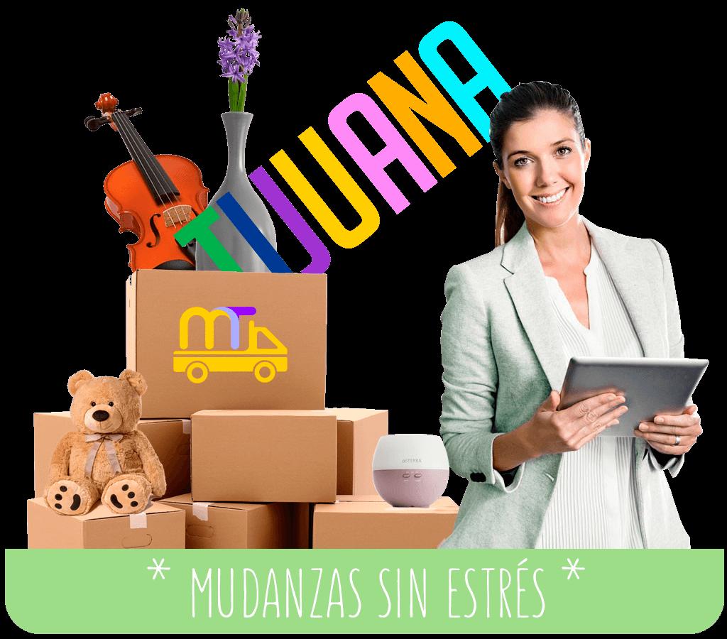 Mudanzas en Tijuana Mudatodo