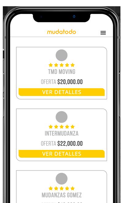 app web 3 - Mudanzas Aguascalientes