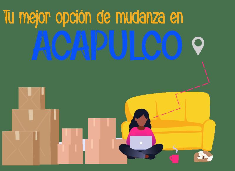 Mudanzas en Acapulco